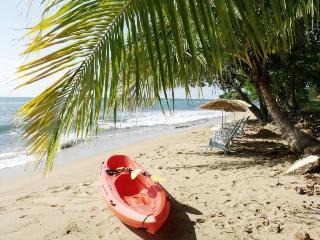 Sea View Beachside condo sleeps 9 across the beach - Rincon vacation rentals