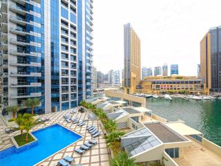 Lux 1BR Apartment  Dubai Marina View BCW 512 - Dubai vacation rentals