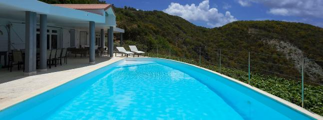 SPECIAL OFFER: St. Barths Villa 209 The View Of The Bay Of Gouverneur And The Ocean Is Magnificent. - Gouverneur vacation rentals