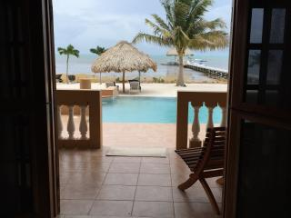 GORGEOUS Beachfront 3-bedroom Ambergris Caye - San Pedro vacation rentals