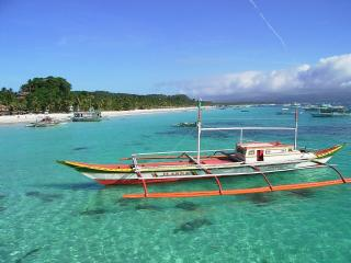STUDIO APARTMENT * AIRCON * WIFI PEACEFULL CENTRAL - Boracay vacation rentals