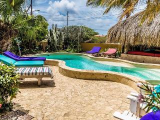 Apartment Flamingo in Ocean View Villas - On the first floor with terrace with ocean view - Kralendijk vacation rentals