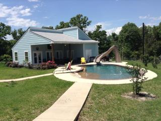 Trinity Cross Ranch Guest house, pool, horse board - College Station vacation rentals