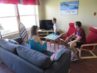 Kids & families love to stay at the Sandy Turtle - Port Aransas vacation rentals