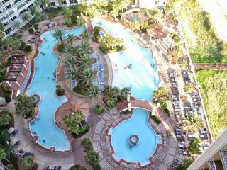 2BR 3BA Luxury Suite 20th floor w/ afternoon shade - Panama City Beach vacation rentals