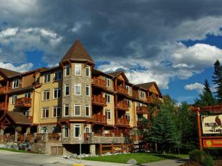 Elkhorn at Falcon Crest: Studio Sleeps 4 Kitchen - Canmore vacation rentals