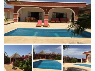 villa soleil;un petit paradis sur terre - Somone vacation rentals