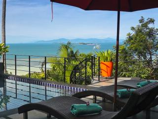 Magnificent Ocean View, Spacious One Bedroom Villa - Koh Samui vacation rentals
