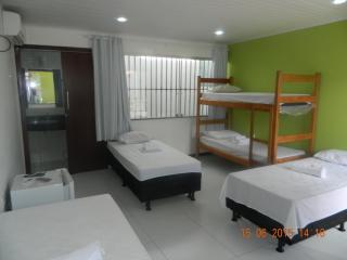 Pousada Cajaíba Room for 5 to 7guests - Morro de Sao Paulo vacation rentals