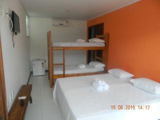 Pousada Cajaíba Room for 3 or 4 guests - Morro de Sao Paulo vacation rentals