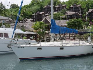 Classic yacht houseboat in beautiful Saint Lucia - Marigot Bay vacation rentals