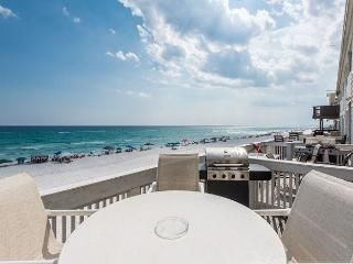 Winter Special: Weekly rent reduced $200 to $955, Beach Front Townhome!! - Miramar Beach vacation rentals
