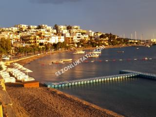 In Bodrum center a shared swimming-pool apart - Bodrum vacation rentals