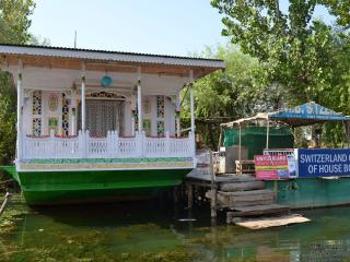 houseboat switzerland ,dallake kashmir,srinagar in - Srinagar vacation rentals