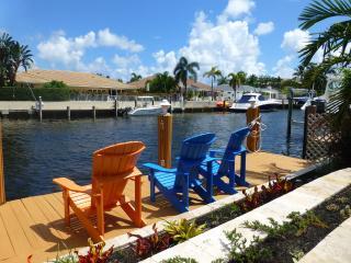 Luxury 2-story Waterfront Home!! - Deerfield Beach vacation rentals