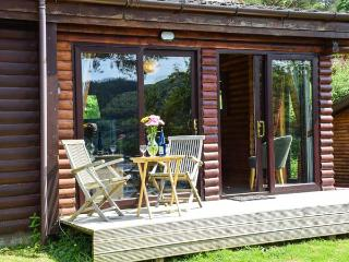 IONA, pet-friendly cabin with wonderful loch views, WiFi, wildlife, Strontian Ref 926248 - Strontian vacation rentals