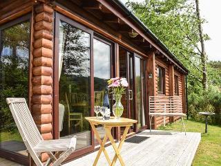 STAFFA, pet-friendly quality cabin, loch views, deck, WiFi, Strontian Ref 926249 - Strontian vacation rentals