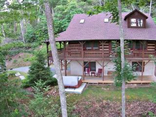 1 Abundant Life Location: Boone / Valle Crucis - Boone vacation rentals