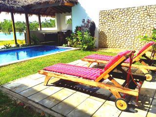 Beautiful contemporary waterfront beach house! - Port Vila vacation rentals
