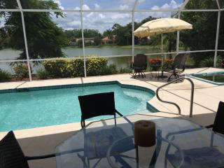 Stunning Home in Naples on a Lake close to beaches - Naples vacation rentals