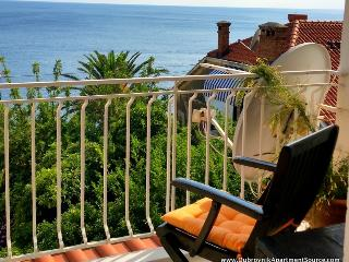 La Boheme - Sunny 1br apt with gorgeous sea views! - Dubrovnik vacation rentals