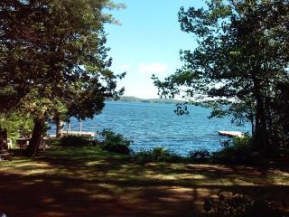 Waterfront Cabin on Cobbosseecontee - Litchfield vacation rentals