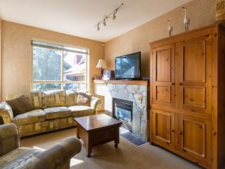 Gorgeous 2 Bed, Sleeps 4-6, Symphony Complex - Whistler vacation rentals