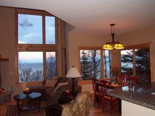 Lake Superior Luxury Rental - beautiful lake view! - Beaver Bay vacation rentals