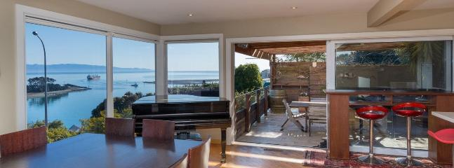 The Manor Nelson Holiday Home with Exceptional Sea Views! - Moana vacation rentals