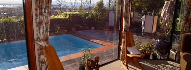 Arapiki Nest Nelson Holiday Home with 5 Bedrooms, Views & Pool! - Nelson vacation rentals