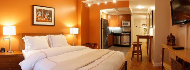 $199/NIGHT: Studio w/ Patio, Breakfast & Yoga!!! - Image 1 - New York City - rentals