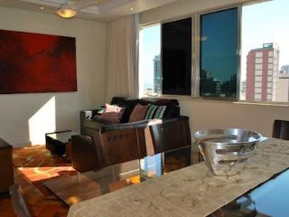 Quite, Modern 2 Bedroom, 2 Bathroom Ipanema Apartment w/ partial Ocean View - Ipanema vacation rentals