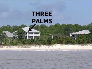 October SpeciaThree Palms Compound-Beachfront-Pool - Port Saint Joe vacation rentals