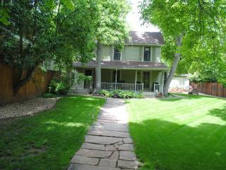 Spruce Street Hideaway - Boulder vacation rentals
