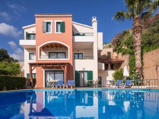 6 Bedroom Luxury Villa, Private Pool, Sea View - Chania vacation rentals