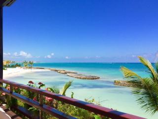 BLUE BIJOUX, Ocean Beachfront 2 Bedroom Apartment - Punta Cana vacation rentals