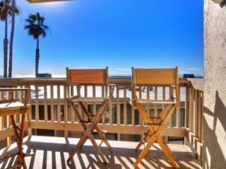 Ocean Views and Steps to the Sand! - Oceanside vacation rentals