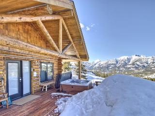 Cozy 2BD Mountain Cabin Getaway: Private Hot Tub, Views, Ski In/Out Access! - Big Sky vacation rentals