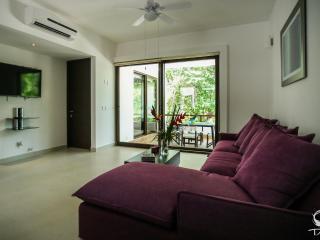 Stunning TAO Inspired Contemporary Two Bedroom Condo - Tranquility! - Akumal vacation rentals