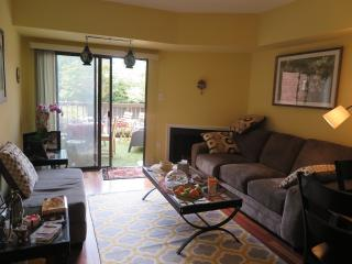 2 BD apartment in Cathedral Heights DC - Washington DC vacation rentals