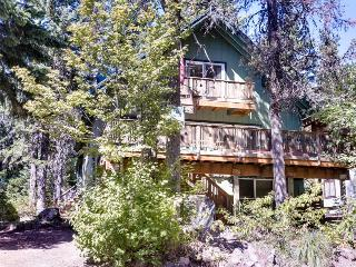Cozy, pet-friendly mountain chalet with private hot tub! - Government Camp vacation rentals