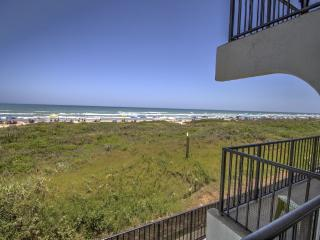 Beachfront! Relaxation! Private Balcony-king,wifi - South Padre Island vacation rentals
