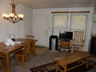 One Bedroom condo near Powder Mountain and Snowbasin with free WiFi - Eden vacation rentals