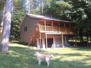 Lake Nebagamon  Eagles Nest sleeps 6 &Heritage 8 - Lake Nebagamon vacation rentals