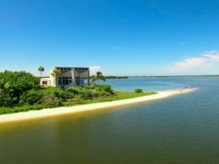 The Bay House - Spectacular VIews!!  Your Own Private Beach!!  NEW TO THE MARKET!!! - Sanibel Island vacation rentals