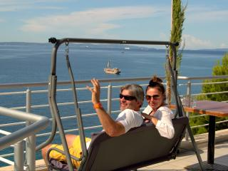 Ark 4* panoramic sea view studio, Seagull 2/2 - Stobrec vacation rentals