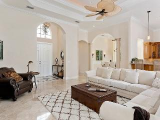 Brand new house minutes away from the beach! Heated pool, bikes and luxury. - Pompano Beach vacation rentals
