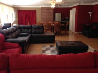 Separate section of home available for UGA games - Athens vacation rentals