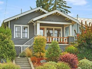 Room for the whole family inside and out in the Ballard Craftsman - Seattle vacation rentals