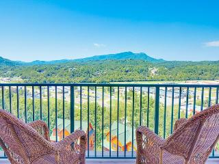 Last Minute September Special - $99!!! Luxurious 2 BR Condo. Sleeps 6. VIEWS! - Pigeon Forge vacation rentals